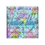 Drake 1 800 Hotline Bling Acrylic Tangram Puzzle (4  x 4 )