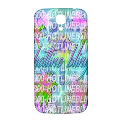 Drake 1 800 Hotline Bling Samsung Galaxy S4 I9500/i9505  Hardshell Back Case by Onesevenart