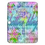 Drake 1 800 Hotline Bling Samsung Galaxy Tab 3 (10.1 ) P5200 Hardshell Case