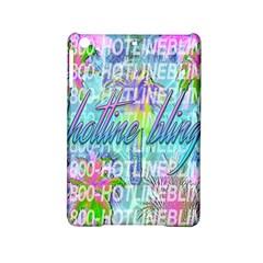 Drake 1 800 Hotline Bling Ipad Mini 2 Hardshell Cases by Onesevenart