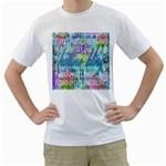 Drake 1 800 Hotline Bling Men s T-Shirt (White)