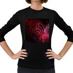 Bassnectar Galaxy Nebula Women s Long Sleeve Dark T-Shirts