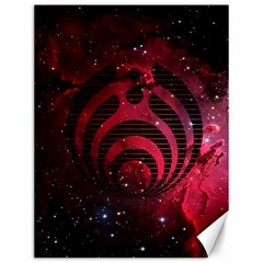 Bassnectar Galaxy Nebula Canvas 12  X 16   by Onesevenart