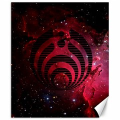 Bassnectar Galaxy Nebula Canvas 20  X 24   by Onesevenart