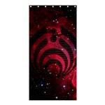 Bassnectar Galaxy Nebula Shower Curtain 36  x 72  (Stall)