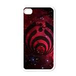 Bassnectar Galaxy Nebula Apple iPhone 4 Case (White)