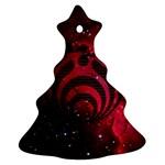 Bassnectar Galaxy Nebula Ornament (Christmas Tree)