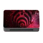 Bassnectar Galaxy Nebula Memory Card Reader with CF
