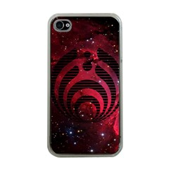 Bassnectar Galaxy Nebula Apple Iphone 4 Case (clear) by Onesevenart