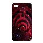 Bassnectar Galaxy Nebula Apple iPhone 4/4s Seamless Case (Black)