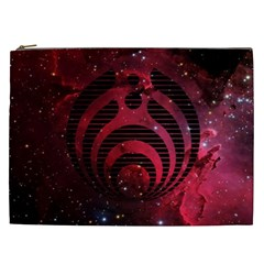 Bassnectar Galaxy Nebula Cosmetic Bag (xxl)  by Onesevenart
