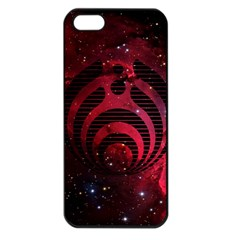 Bassnectar Galaxy Nebula Apple Iphone 5 Seamless Case (black) by Onesevenart