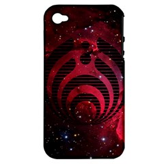 Bassnectar Galaxy Nebula Apple Iphone 4/4s Hardshell Case (pc+silicone) by Onesevenart