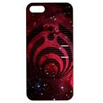 Bassnectar Galaxy Nebula Apple iPhone 5 Hardshell Case with Stand