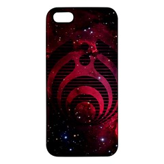 Bassnectar Galaxy Nebula Apple Iphone 5 Premium Hardshell Case by Onesevenart
