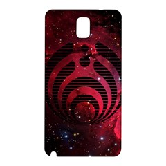 Bassnectar Galaxy Nebula Samsung Galaxy Note 3 N9005 Hardshell Back Case by Onesevenart