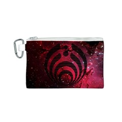 Bassnectar Galaxy Nebula Canvas Cosmetic Bag (s) by Onesevenart