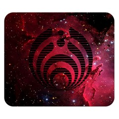 Bassnectar Galaxy Nebula Double Sided Flano Blanket (small)  by Onesevenart
