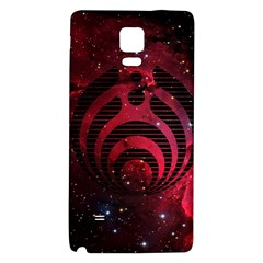 Bassnectar Galaxy Nebula Galaxy Note 4 Back Case by Onesevenart