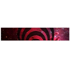 Bassnectar Galaxy Nebula Flano Scarf (large) by Onesevenart