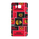 Chicago Blackhawks Nhl Block Fleece Fabric Samsung Galaxy Alpha Hardshell Back Case