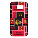 Chicago Blackhawks Nhl Block Fleece Fabric Galaxy S6