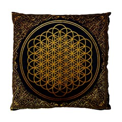 Bring Me The Horizon Cover Album Gold Standard Cushion Case (one Side) by Onesevenart