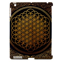 Bring Me The Horizon Cover Album Gold Apple Ipad 3/4 Hardshell Case (compatible With Smart Cover) by Onesevenart
