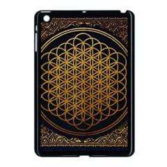 Bring Me The Horizon Cover Album Gold Apple Ipad Mini Case (black) by Onesevenart
