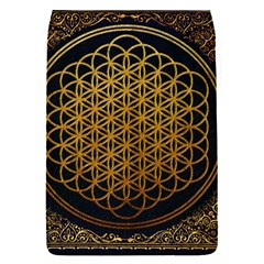 Bring Me The Horizon Cover Album Gold Flap Covers (s)  by Onesevenart