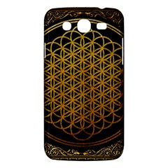 Bring Me The Horizon Cover Album Gold Samsung Galaxy Mega 5 8 I9152 Hardshell Case  by Onesevenart