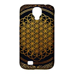 Bring Me The Horizon Cover Album Gold Samsung Galaxy S4 Classic Hardshell Case (pc+silicone) by Onesevenart