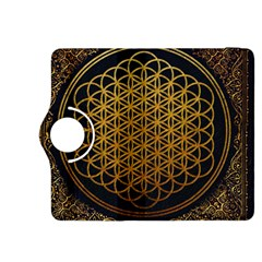 Bring Me The Horizon Cover Album Gold Kindle Fire Hdx 8 9  Flip 360 Case by Onesevenart