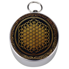 Bring Me The Horizon Cover Album Gold Silver Compasses by Onesevenart