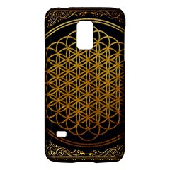 Bring Me The Horizon Cover Album Gold Galaxy S5 Mini by Onesevenart