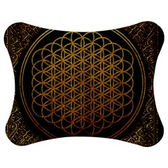 Bring Me The Horizon Cover Album Gold Jigsaw Puzzle Photo Stand (bow) by Onesevenart