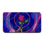 Enchanted Rose Stained Glass Medium Bar Mats