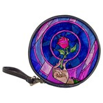 Enchanted Rose Stained Glass Classic 20-CD Wallets