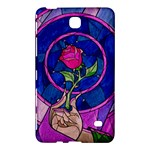 Enchanted Rose Stained Glass Samsung Galaxy Tab 4 (7 ) Hardshell Case