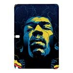 Gabz Jimi Hendrix Voodoo Child Poster Release From Dark Hall Mansion Samsung Galaxy Tab Pro 10.1 Hardshell Case
