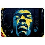 Gabz Jimi Hendrix Voodoo Child Poster Release From Dark Hall Mansion iPad Air Flip