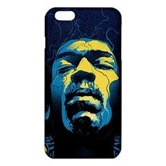 Gabz Jimi Hendrix Voodoo Child Poster Release From Dark Hall Mansion Iphone 6 Plus/6s Plus Tpu Case by Onesevenart