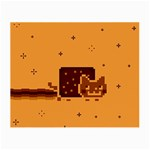 Nyan Cat Vintage Small Glasses Cloth (2-Side)