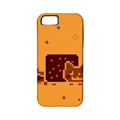 Nyan Cat Vintage Apple Iphone 5 Classic Hardshell Case (pc+silicone) by Onesevenart