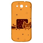 Nyan Cat Vintage Samsung Galaxy S3 S III Classic Hardshell Back Case