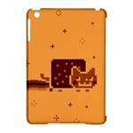 Nyan Cat Vintage Apple iPad Mini Hardshell Case (Compatible with Smart Cover)