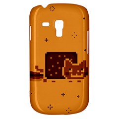 Nyan Cat Vintage Samsung Galaxy S3 Mini I8190 Hardshell Case by Onesevenart