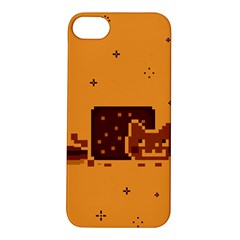 Nyan Cat Vintage Apple Iphone 5s/ Se Hardshell Case by Onesevenart