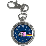 Nyan Cat Key Chain Watches