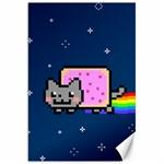 Nyan Cat Canvas 20  x 30
